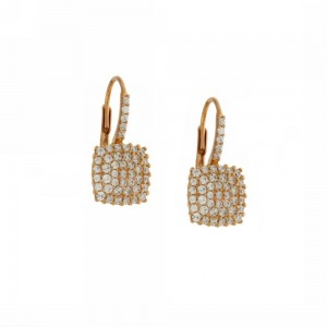 Rose gold 18k 750/1000 with...