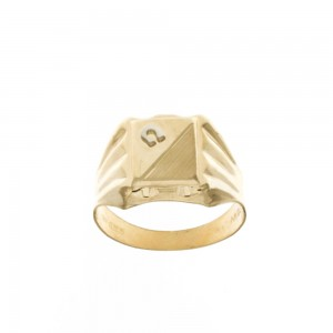 Yellow gold 18 Kt 750/1000...