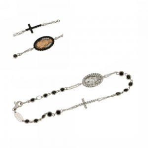 Bracciale modello rosario...