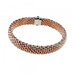 Rose gold 18Kt 750/1000 pop...