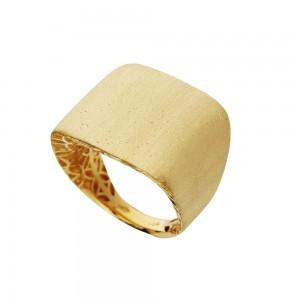 Yellow gold 18 K 750/1000...