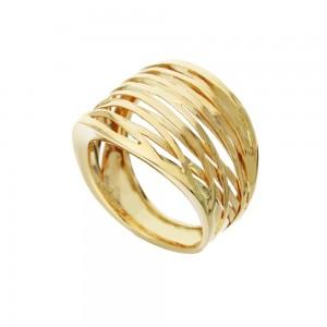 Yellow gold 18k yarn type...