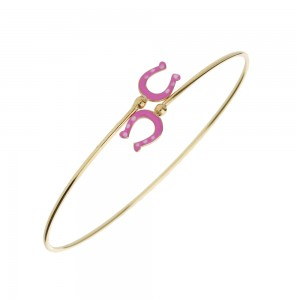 Yellow gold 18k with pink...