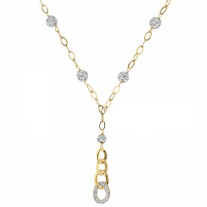 Yellow Gold 18k with Chain...