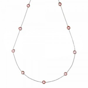 White Gold 18k with Pink...