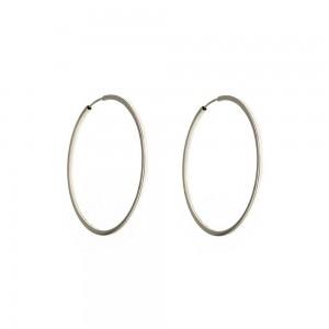Gold 18 Kt 750/1000 hoop...