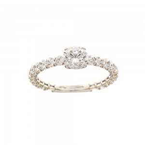 White Gold 18k with...
