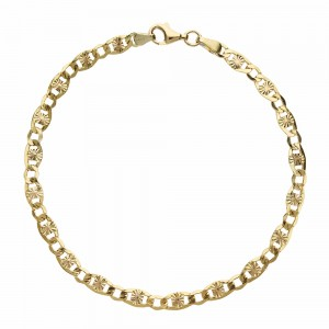 Yellow Gold 18k Shiny and...