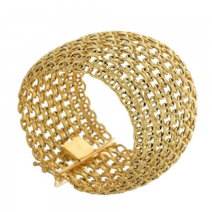 Yellow gold 18 Kt 7500/1000...