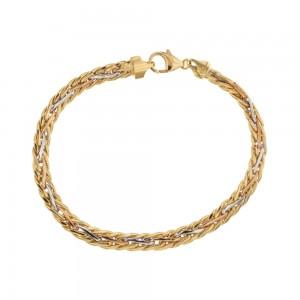 Gold 18k 750/1000 snake...